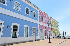 Portuguese Buildings Royalty Free Stock Photo