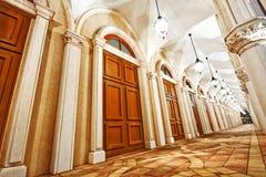 Portuguese Buildings Stock Image