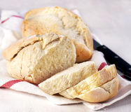 Portuguese buns Royalty Free Stock Image