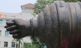 Portuguese Cannon Stock Images