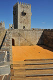Portuguese castle Stock Photography