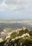 Portuguese Castle Royalty Free Stock Photos