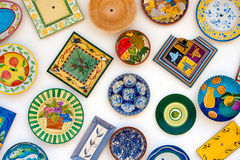 Portuguese ceramics Royalty Free Stock Images