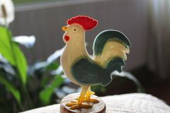 Portuguese chicken in Pontevedra stock images