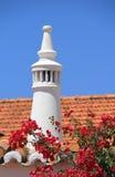 Portuguese chimney. Royalty Free Stock Image