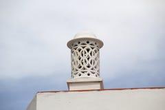 Portuguese chimney. Royalty Free Stock Photo