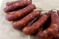 Free Portuguese Chorizo Royalty Free Stock Image - 20159586