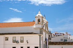 Portuguese church Stock Photography