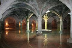 Portuguese cistern #3 royalty free stock photo