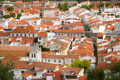 Portuguese city Royalty Free Stock Images