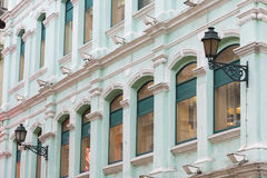 Portuguese colonial architecture Royalty Free Stock Photo