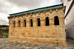 Portuguese destination, Bragança Stock Image