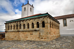 Portuguese destination, Bragança Royalty Free Stock Photos