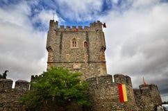 Portuguese destination, Bragança Royalty Free Stock Photo