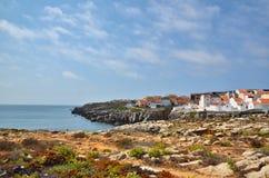 Portuguese destination, Peniche Stock Photo