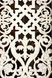 Portuguese  door. Royalty Free Stock Images
