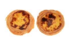 Portuguese Egg Tarts Royalty Free Stock Image