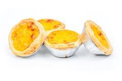 Portuguese Egg Tarts Royalty Free Stock Photo