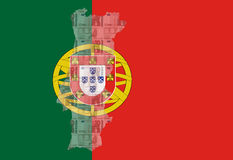 Portuguese euros Royalty Free Stock Images