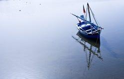 Portuguese Fishing Boat Royalty Free Stock Photo