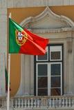 Portuguese flag Stock Image
