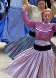 Portuguese folklore ranch Stock Images