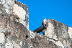 Portuguese fortress Stock Photography