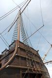 Portuguese galleon Stock Image