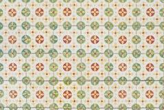 Portuguese glazed tiles 062 Stock Photo