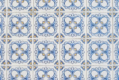 Portuguese glazed tiles 067 Stock Photography