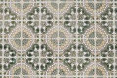 Portuguese glazed tiles 079 Royalty Free Stock Image
