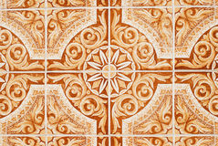 Portuguese glazed tiles 236 Royalty Free Stock Photos