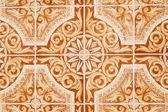Portuguese glazed tiles 236 Royalty Free Stock Photos