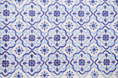 Portuguese Handmade Tiles - Textures - Arts Stock Photos