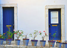 Portuguese house Royalty Free Stock Images