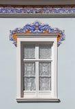 Portuguese House Window Stock Image