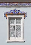 Portuguese house window Stock Image