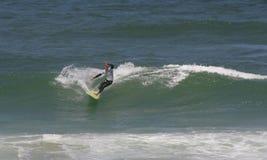 Portuguese Longboard Championship, Kasper Nuland Stock Photo