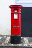 Portuguese Mailbox Stock Photos