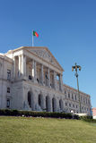 Portuguese National Assembly, Lisbon, Portugal Royalty Free Stock Photography
