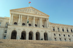 Portuguese National Assembly, Lisbon, Portugal Stock Photo