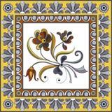 Portuguese pattern 10 Stock Photography