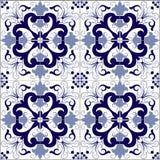 Portuguese pattern Stock Photo