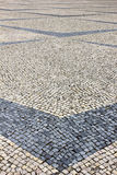Portuguese Pavement Stock Photo