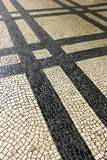 Portuguese Pavement Royalty Free Stock Image