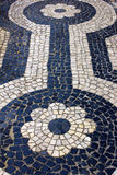 Portuguese Pavement Stock Images
