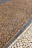 Portuguese pavement Royalty Free Stock Photos