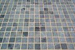 Portuguese pavement, calcada portuguesa Stock Photography