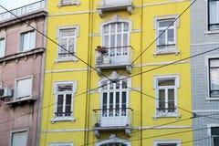 Portuguese property Stock Photo