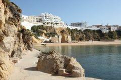 Portuguese resort Albufeira Stock Photos